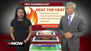 Geeking Out: Heat Awareness Day - Video