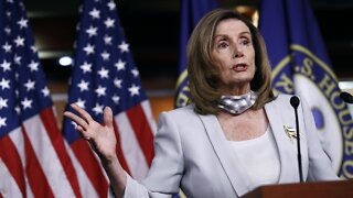 Pelosi Says She Opposes Slimmer COVID-19 Relief Bill
