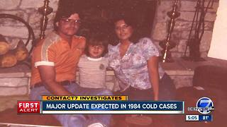 Colorado authorities say investigation into 1984 hammer murders has reached 'critical stage' - Video