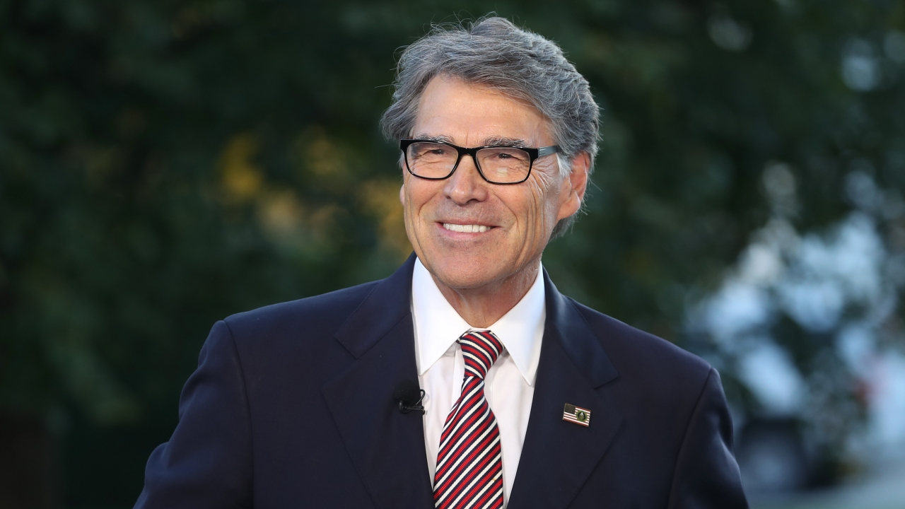 Energy Secretary Rick Perry Refuses To Testify In Impeachment Inquiry