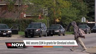 Cleveland Metro School District gets $1 million for teacher program - Video