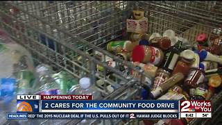 Help families in need by donating to Food Bank - Video