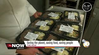 Saving the food, saving the planet, saving people