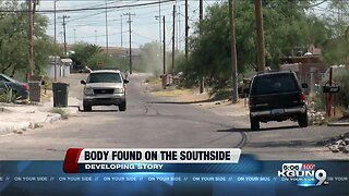 Tucson Police investigating a man found dead in vehicle as homicide