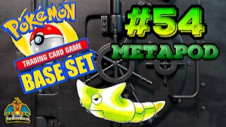 Pokemon Base Set #54 Metapod | Card Vault