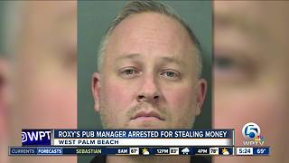 Roxy's Pub manager charged with stealing $15,000 from bar - Video