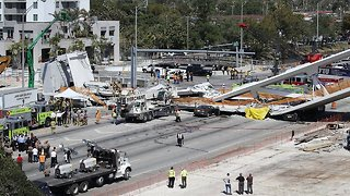 Companies Behind Collapsed Miami Bridge Have Checkered Safety Records - Video
