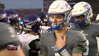 Brookfield Central falls to Waunakee in state final - Video