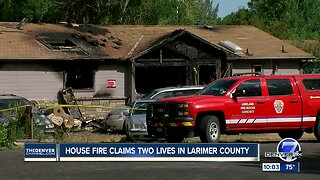 2 men killed in Fort Collins house fire