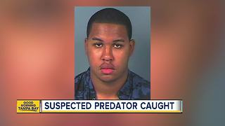 Hernando County man accused of trying to lure children into sex - Video