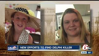 Families of murdered Delphi teens begin new efforts to find killer - Video
