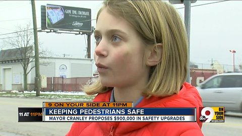 Keeping pedestrians safe after a year of hits
