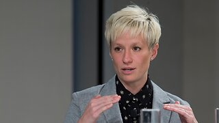 Megan Rapinoe criticized Trump before the World Cup