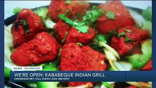 Kababeque Indian Grill selling takeout fare