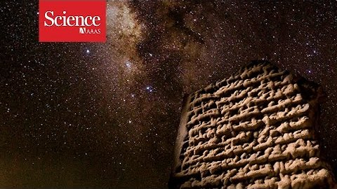 Math whizzes of ancient Babylon figured out forerunner of calculus