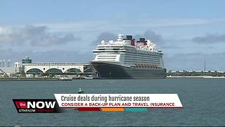 Cruise deals during Hurricane season - Video
