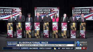 2018 PRIMARIES: Democratic Gubernatorial Race