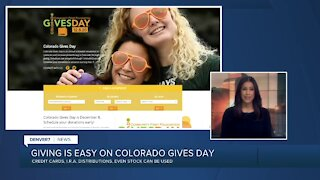 Making Colorado Gives Day a family activity