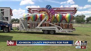 Safety is top-of-mind at Johnson County Fair - Video