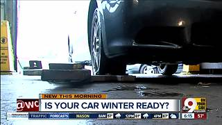How experts say to get cars ready for winter - Video