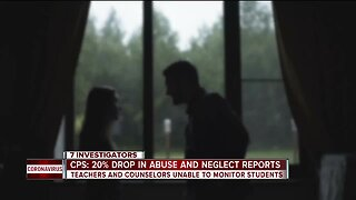 COVID Ripple Effect: Complaints over child abuse and neglect fall