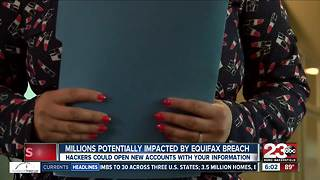 Millions impacted by Equifax data breach - Video