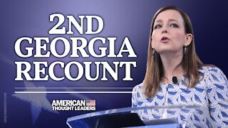 In Georgia Recount, Signatures Must Be Verified—Jenny Beth Martin on Election Fraud & Irregularities | American Thought Leaders