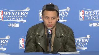 Steph Curry Reveals the 2016 Finals Memory That STILL Haunts Him - Video