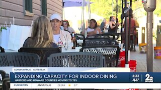 Expanding Capacity for Indoor Dining