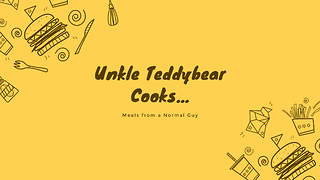 Unkle Teddybear Cooks...Orange Dreamsicle Eclairs - Video