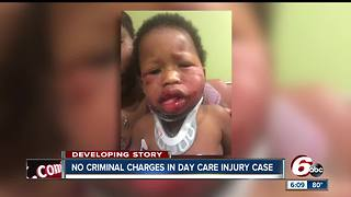 Prosecutor: No charges to be filed in Baby Jesse injuries at day care - Video