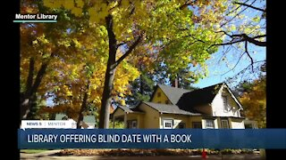 Mentor Public Library offering 'blind dates' with books