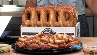 Philly Pretzel Factory - Video