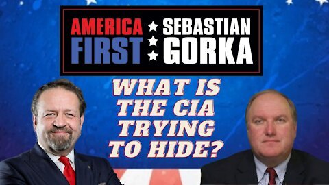 What is the CIA trying to hide? John Solomon with Sebastian Gorka on AMERICA First