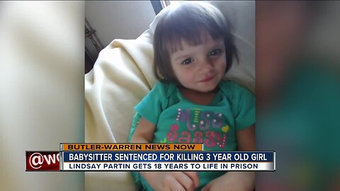 Babysitter sentenced for killing 3-year-old