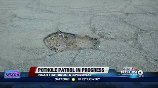Pothole Patrol - Video