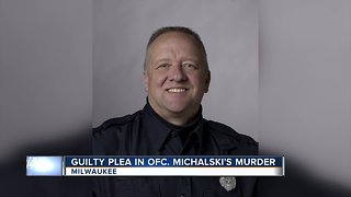 Copeland pleads guilty to killing MPD Officer Michalski