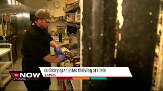 Culinary Arts Program changing lives for some who've struggled - Video