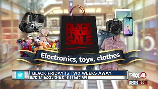 Black Friday deals - Video