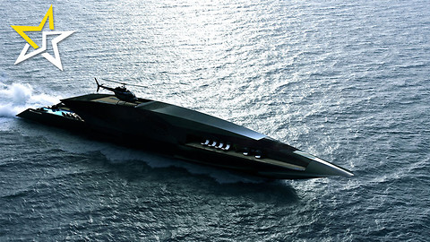 Famous Designer Timur Bozca Creates Awesome Concept For Sleek Super Yacht