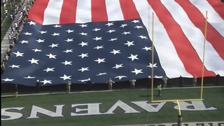 Ravens Official National Anthem Singer Resigns!! - Video