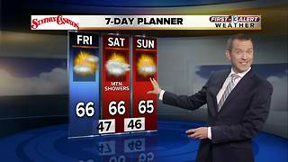 13 First Alert Weather for January 5 2017 - Video