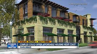 Affordable housing could be at Carlsbad gateway - Video