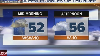 Henry's Early Morning Forecast: Tuesday, December 6, 2016 - Video