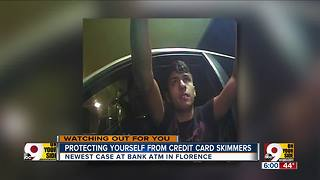 Protecting yourself from credit card skimmers - Video