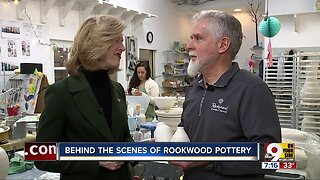 Behind the scenes at Rookwood Pottery