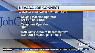 Featured Las Vega jobs from Nevada JobConnect