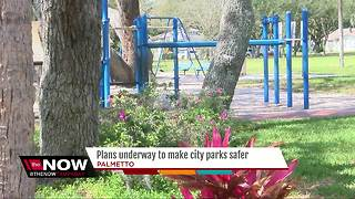 New park plan bans exotic pets and drones in Palmetto parks - Video