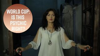 There's a fortune teller who knows the World Cup champion - Video