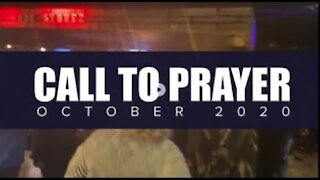 A Call to Prayer with Sean Feucht, Pastor Brian Gibson, & More